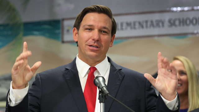 'Major' announcement brings Gov. DeSantis to Jacksonville