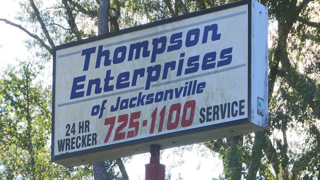 JSO suspends towing company from rotation over 'inappropriate' fees