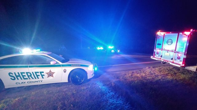 Pilot killed when small plane hits transmission line, crashes in Clay County