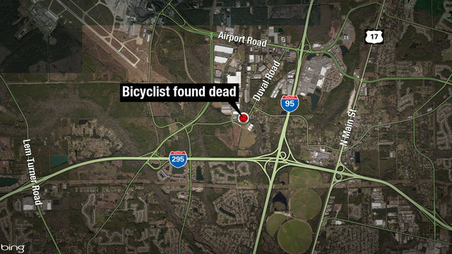 Bicyclist dead after hit-and-run in North Jacksonville
