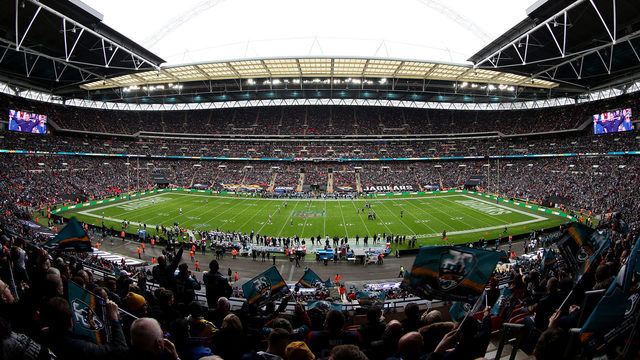 Could Jags play more games in London?
