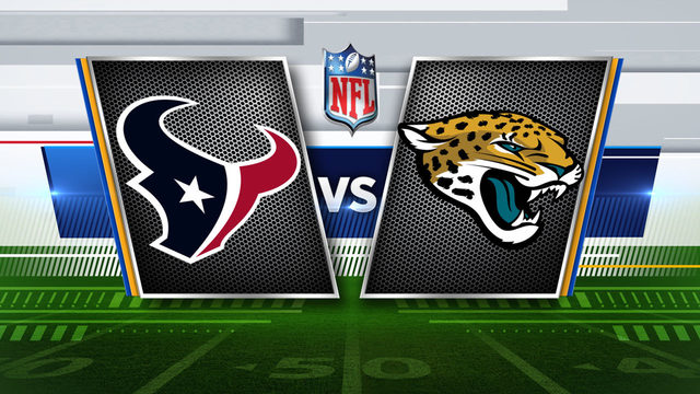 Game Day Live: Jaguars take on Texans in London