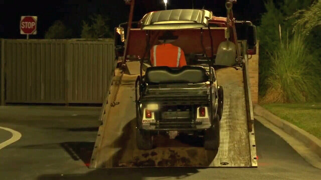 Teen airlifted after golf cart, vehicle collide in Nocatee