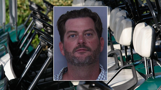 Deputies: Florida man takes 'carjacked' golf cart for joyride