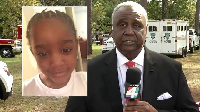 Ken Jefferson: 'All hands are on deck to find this little girl'