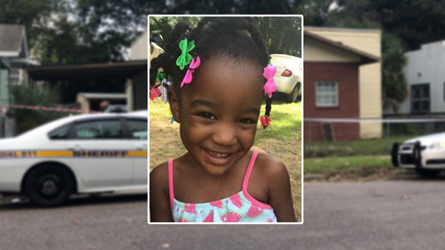 Police searching throughout night for missing 5-year-old girl