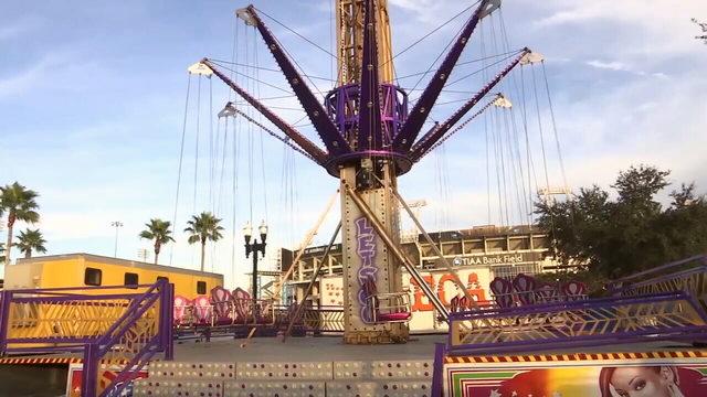 Jacksonville fair ride that injured 7 people last year was 'counterfeit'