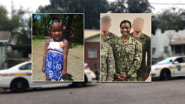 Navy mom now person of interest in disappearance of 5-year-old girl