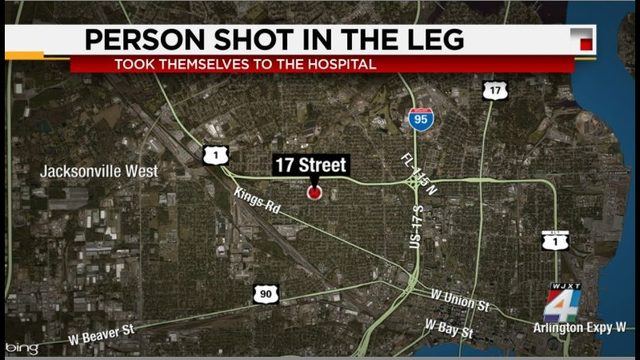 One person injured in shooting near Grand Park