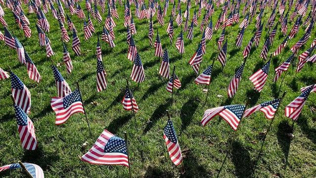 Local freebies, deals, discounts for Veterans Day 2019