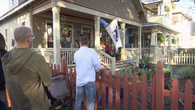 PorchFest draws musical acts to porches in Springfield neighborhood