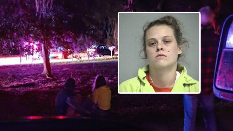 NCSO: Driver arrested after Yulee woman falls out of car, dies