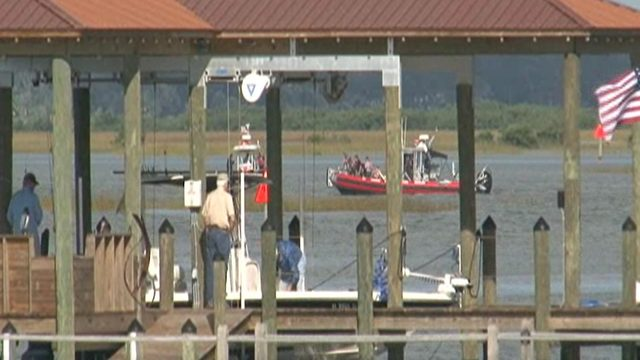 Woman's body found in Intracoastal Waterway near St. Augustine Shores