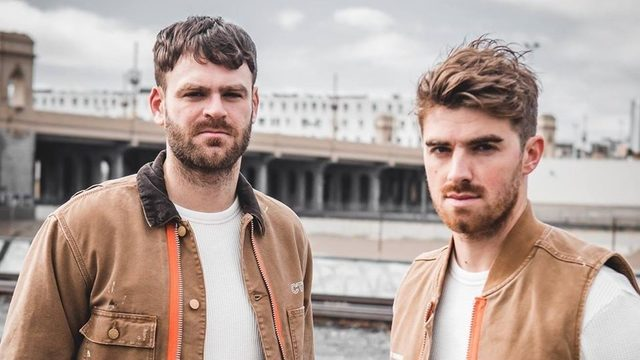The Chainsmokers to headline The Players' Military Appreciation Day