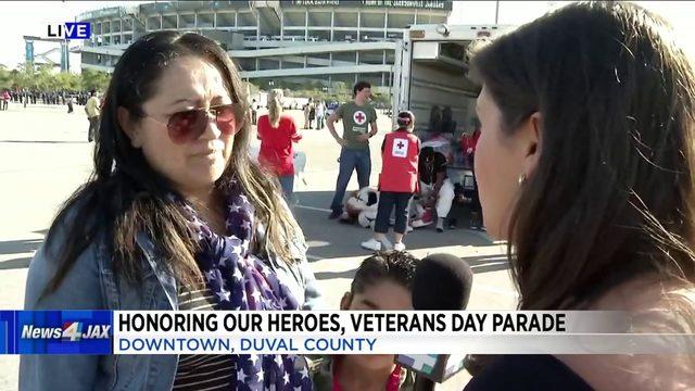 Gold Star widow working to help veterans fighting PTSD