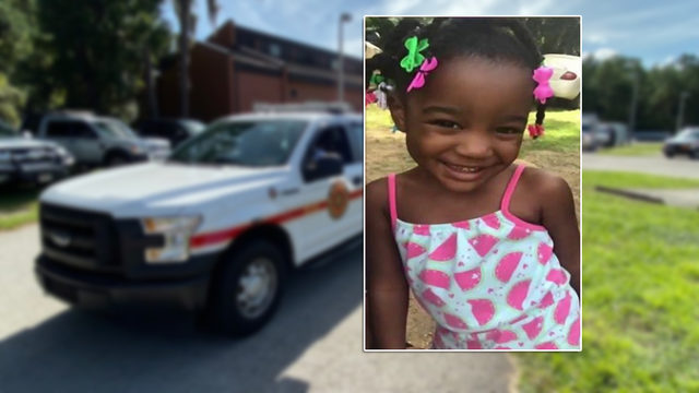 Search for missing Jacksonville girl expands to Alabama