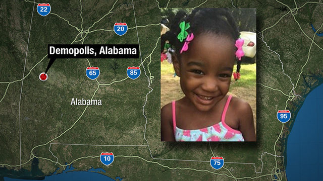Search for Taylor Rose Williams centers on wooded area in Alabama