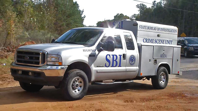 IMAGES: Alabama scene where remains were found